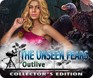 The Unseen Fears: Outlive Collector's Edition logo