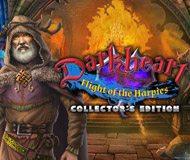 Darkheart: Flight of The Harpies Collector's Edition logo