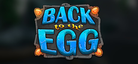 BACK TO THE EGG! logo
