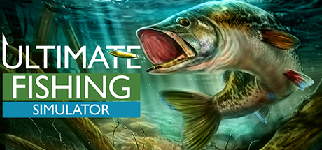 Ultimate Fishing Simulator logo