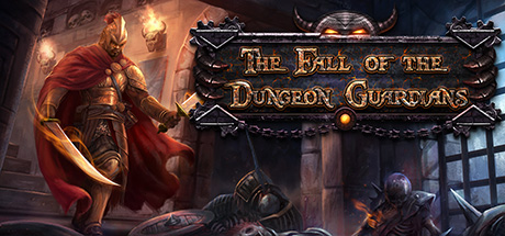The Fall of the Dungeon Guardians - Enhanced Edition logo