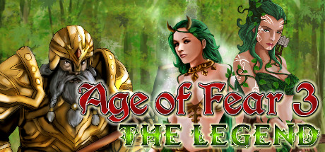 Age of Fear 3: The Legend logo