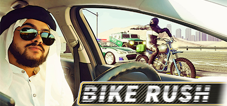 Bike Rush logo