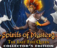 Spirits of Mystery: The Last Fire Queen Collector's Edition logo