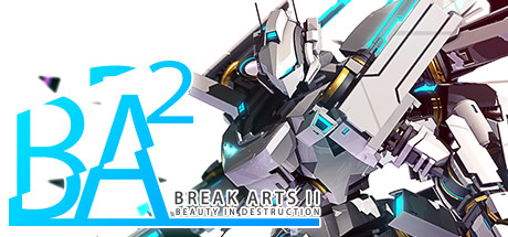 BREAK ARTS II logo