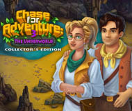 Chase for Adventure: The Underworld Collector's Edition logo