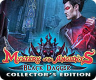 Mystery of the Ancients: Black Dagger Collector's Edition logo