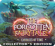 The Forgotten Fairy Tales: Canvases of Time Collector's Edition logo