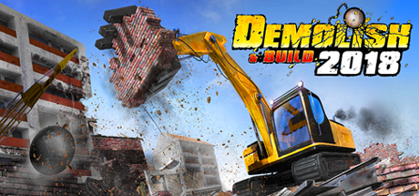 Demolish & Build 2018 logo