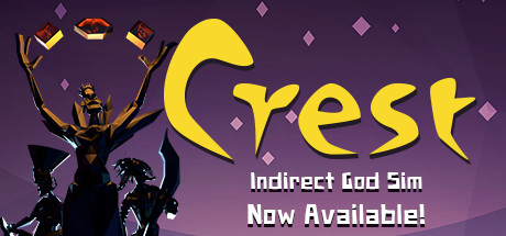 Crest - an indirect god sim