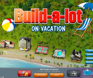 Build-a-lot 6: On Vacation logo