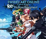 Sword Art Online Re: Hollow Fragment logo