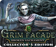 Grim Facade: Broken Sacrament Collector's Edition logo
