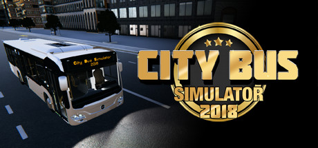 City Bus Simulator 2018 logo