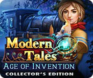 Modern Tales: Age of Invention Collector's Edition logo
