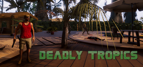 Deadly Tropics logo
