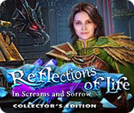 Reflections of Life: In Screams and Sorrow Collector's Edition logo