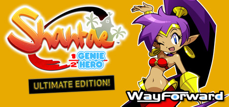Shantae: Half-Genie Hero Ultimate Edition logo