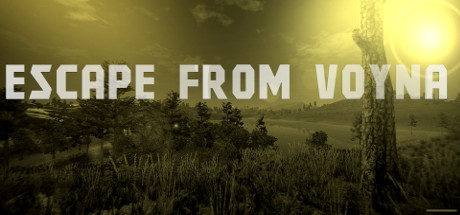 ESCAPE FROM VOYNA: Tactical FPS survival logo