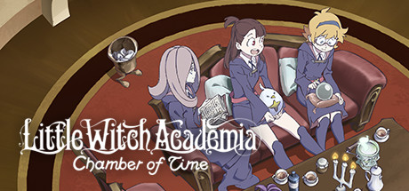 Little Witch Academia: Chamber of Time logo