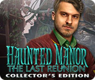 Haunted Manor: The Last Reunion Collector's Edition logo
