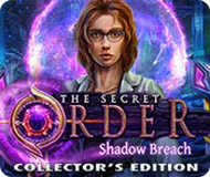 The Secret Order: Shadow Breach Collector's Edition logo
