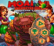 Moai 6: Unexpected Guests Collector's Edition logo