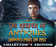 The Keeper of Antiques: Shadows From the Past Collector's Edition logo
