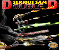 Serious Sam Double D logo