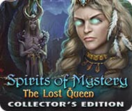 Spirits of Mystery: The Lost Queen Collector's Edition logo