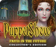 PuppetShow: Faith in the Future Collector's Edition logo