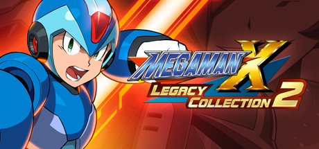 Mega Man X Legacy Collection 2 logo