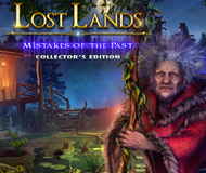 Lost Lands: Mistakes of the Past Collector's Edition logo