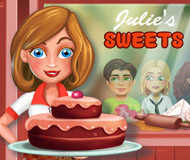 Julie's Sweets logo