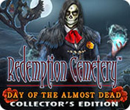 Redemption Cemetery: Day of the Almost Dead Collector's Edition logo