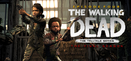 The Walking Dead: The Final Season logo