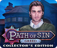 Path of Sin: Greed Collector's Edition logo