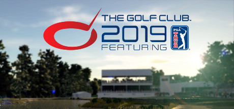 The Golf Club 2019 featuring PGA TOUR logo