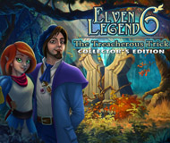 Elven Legend 6: The Treacherous Trick Collector's Edition logo