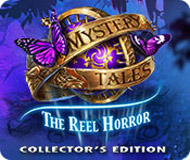 Mystery Tales: The Reel Horror Collector's Edition logo