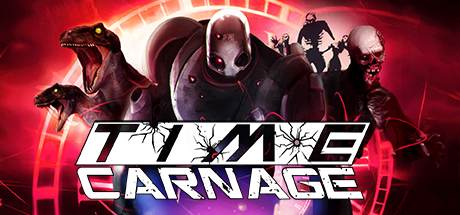 Time Carnage logo