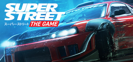 Super Street: The Game logo