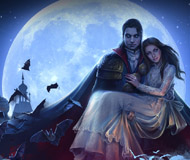 Immortal Love: Kiss of the Night Collector's Edition logo