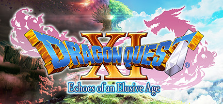 DRAGON QUEST XI: Echoes of an Elusive Age logo