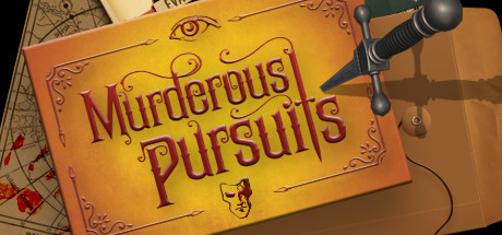 Murderous Pursuits logo