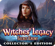 Witches' Legacy: Secret Enemy Collector's Edition logo