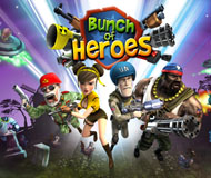 Bunch of Heroes logo