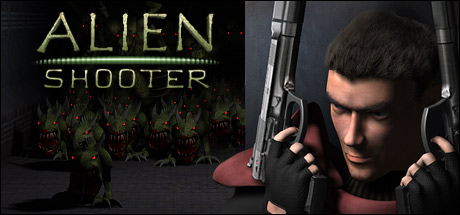 Alien Shooter 1.2 logo
