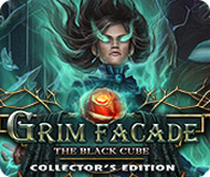 Grim Facade: The Black Cube Collector's Edition logo