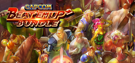 Capcom Beat 'Em Up Bundle logo